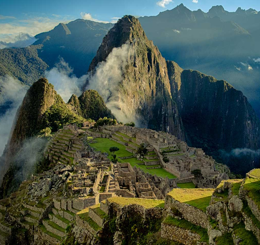 machu picchu cusco amazon wildlife