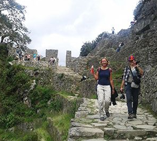 inka trail machu picchu 2 days amazon wildlife