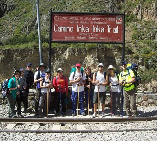 inka trail machu picchu 4d amazon wildlife